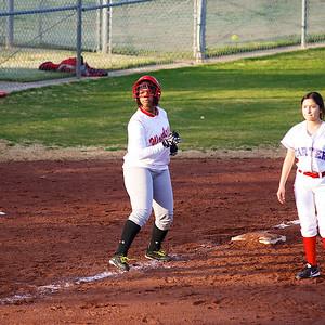 Softball - JV vs Carter 3 19 14 27