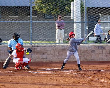 Softball - JV vs Carter 3 19 14 7