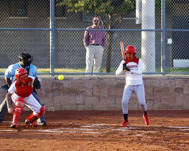 Softball - JV vs Carter 3 19 14 11
