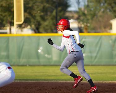 Softball - JV vs Carter 3 19 14 19