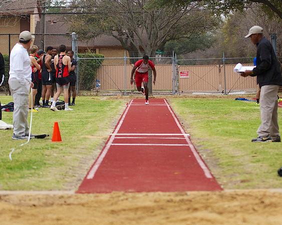 Track Meet 3.22.14