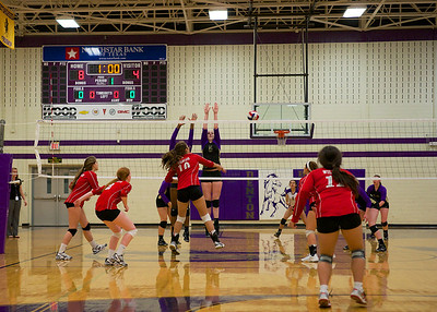 Volleyball - JV vs Denton 64