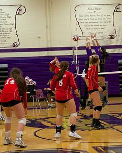 Volleyball - JV vs Denton 27
