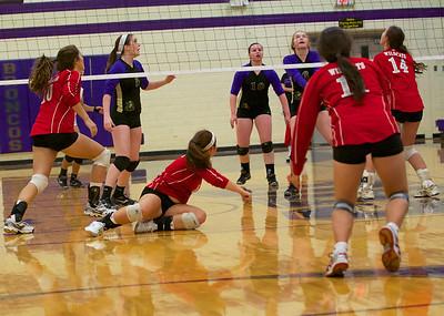 Volleyball - JV vs Denton 41