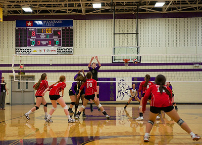 Volleyball - JV vs Denton 65