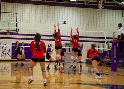 Volleyball - JV vs Denton 66