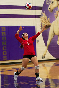 Volleyball - JV vs Denton 13