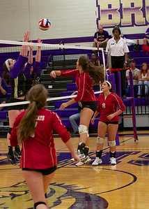 Volleyball - JV vs Denton 68