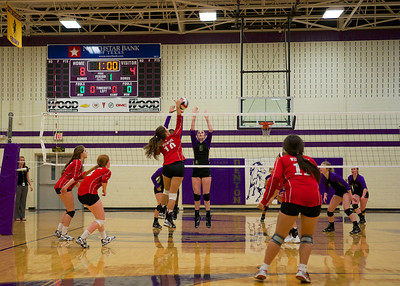Volleyball - JV vs Denton 63