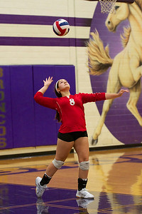 Volleyball - JV vs Denton 14