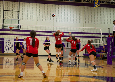 Volleyball - JV vs Denton 67