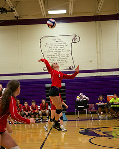 Volleyball - JV vs Denton 36