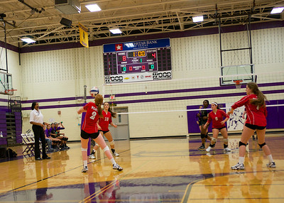 Volleyball - JV vs Denton 58