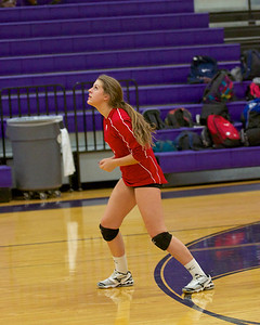 Volleyball - JV vs Denton 85