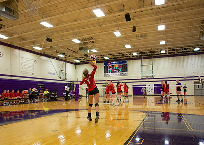 Volleyball - JV vs Denton 43