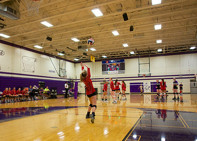 Volleyball - JV vs Denton 42