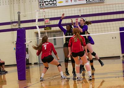 Volleyball - JV vs Denton 51