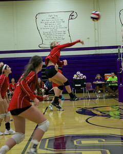 Volleyball - JV vs Denton 37