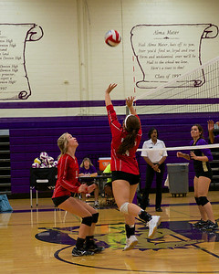 Volleyball - JV vs Denton 25