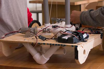 Robotics Demonstration 2015