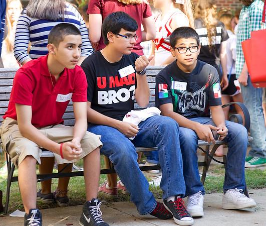 Cub Camp 2014 - 15