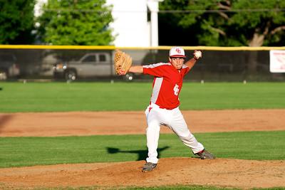 Baseball - JV vs Hillcrest 4.15.15