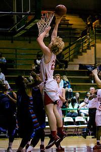 Basketball - Boys Varsity vs TJ 2 13 15 91