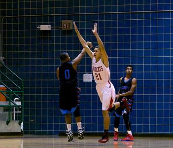 Basketball - Boys Varsity vs TJ 2 13 15 100
