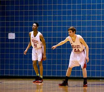 Basketball - Boys Varsity vs TJ 2 13 15 78