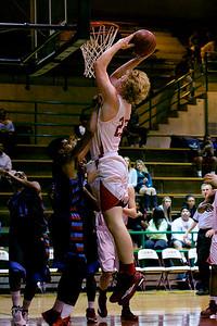 Basketball - Boys Varsity vs TJ 2 13 15 90