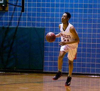 Basketball - Boys Varsity vs TJ 2 13 15 65