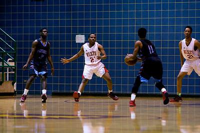 Basketball - Boys Varsity vs TJ 2 13 15 74
