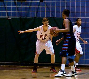 Basketball - Boys Varsity vs TJ 2 13 15 68