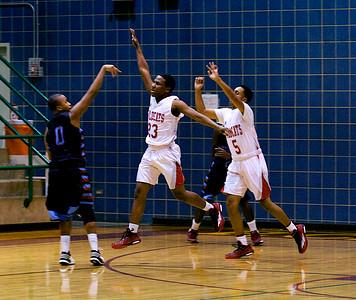 Basketball - Boys Varsity vs TJ 2 13 15 4