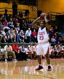 Basketball - Boys Varsity vs TJ 2 13 15 44