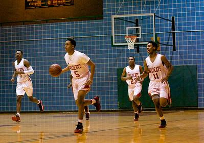 Basketball - Boys Varsity vs TJ 2 13 15 20