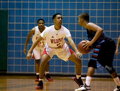 Basketball - Boys Varsity vs TJ 2 13 15 13
