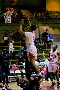 Basketball - Boys Varsity vs TJ 2 13 15 29