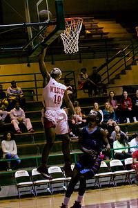Basketball - Boys Varsity vs TJ 2 13 15 98