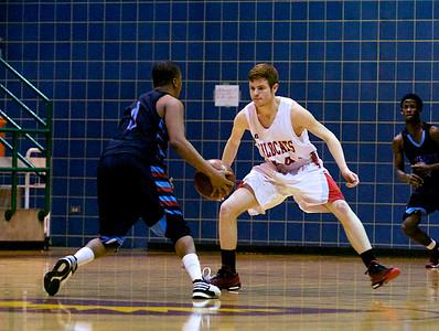 Basketball - Boys Varsity vs TJ 2 13 15 81
