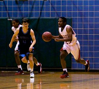Basketball - Boys Varsity vs TJ 2 13 15 89