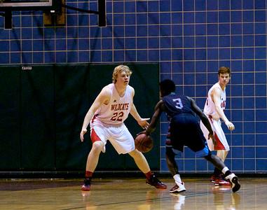 Basketball - Boys Varsity vs TJ 2 13 15 45