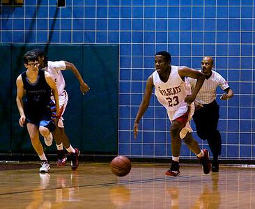 Basketball - Boys Varsity vs TJ 2 13 15 87
