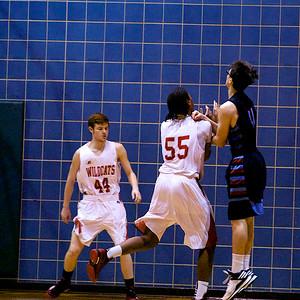 Basketball - Boys Varsity vs TJ 2 13 15 72