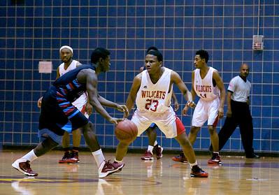 Basketball - Boys Varsity vs TJ 2 13 15 24
