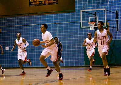 Basketball - Boys Varsity vs TJ 2 13 15 21