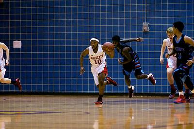 Basketball - Boys Varsity vs TJ 2 13 15 57