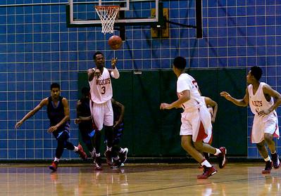 Basketball - Boys Varsity vs TJ 2 13 15 18