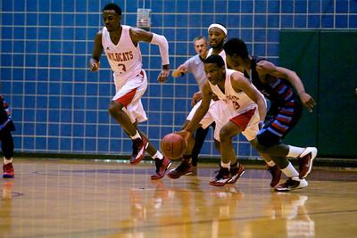 Basketball - Boys Varsity vs TJ 2 13 15 38