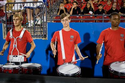 Band at Frisco Game-19
